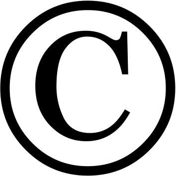 354px-Copyright-serif