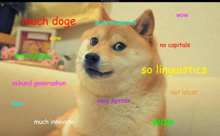dogelinguistics