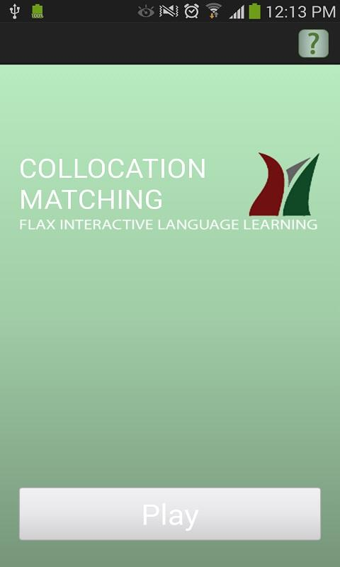 collocsmatchingapp