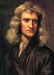 Isaac Newton via Wikiquote